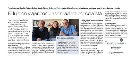 article Ocio y viaje El Periodico